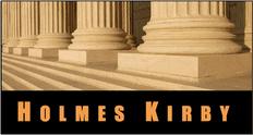 logo HOLMES KIRBY - Cabinet de Steve Griess